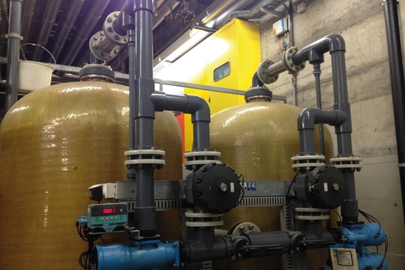 Feedwater preparation